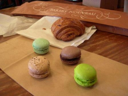 Bakery Nouveau Treats