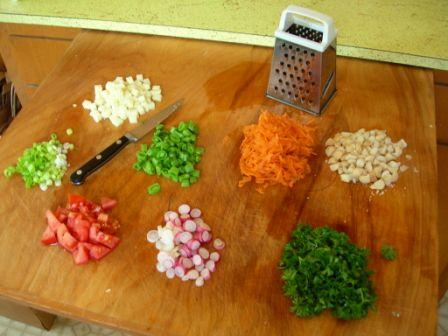 Image of Chopped Stuff