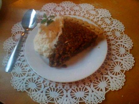 Heavenly Pecan Pie