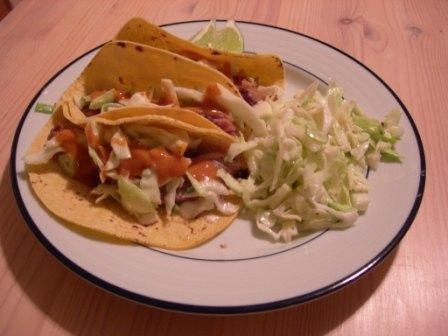 Pulled Pork Taco Meal